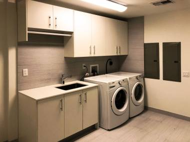 Laundry Room Storage Solutions LRSS6