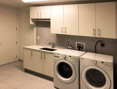 Laundry Room Storage Solutions LRSS7