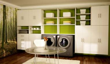 Laundry Room Storage Solutions LRSS3