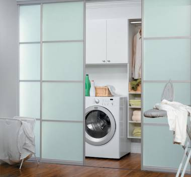 Laundry Room Storage Solutions LRSS4