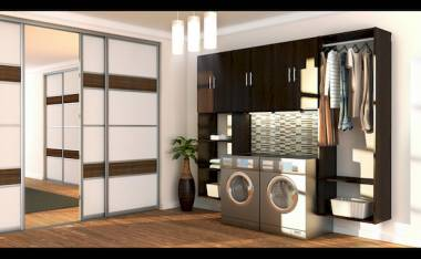 Laundry Room Storage Solutions LRSS5